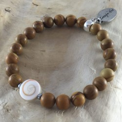 BSH-123 - Bracelet simple homme