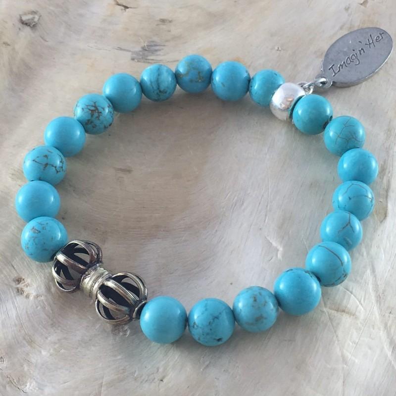 BSH-203 - Bracelet simple homme